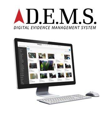 D.E.M.S | Body Worn Camera