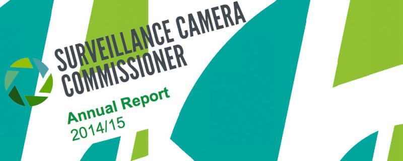 Surveillance Camera Commissioner Annual Report