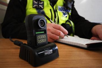 Police interview docks from Pinnacle Response