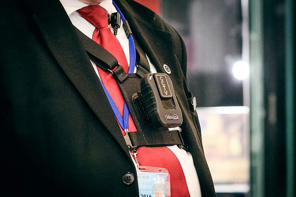 Body Camera impact on shopping centre