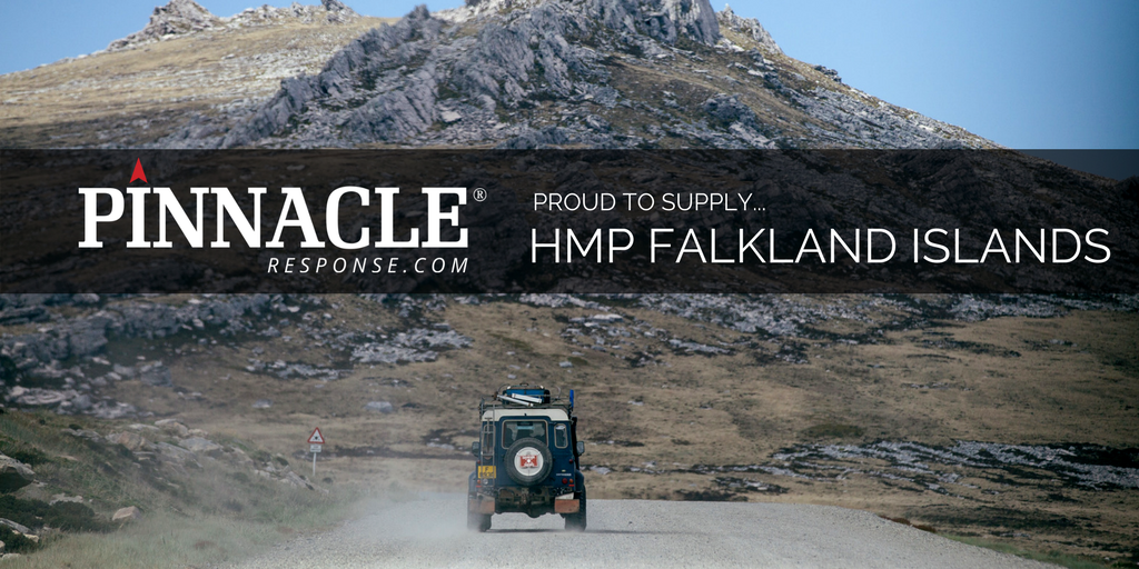 Going the distance - Pinnacle wins new Falkland Islands contract