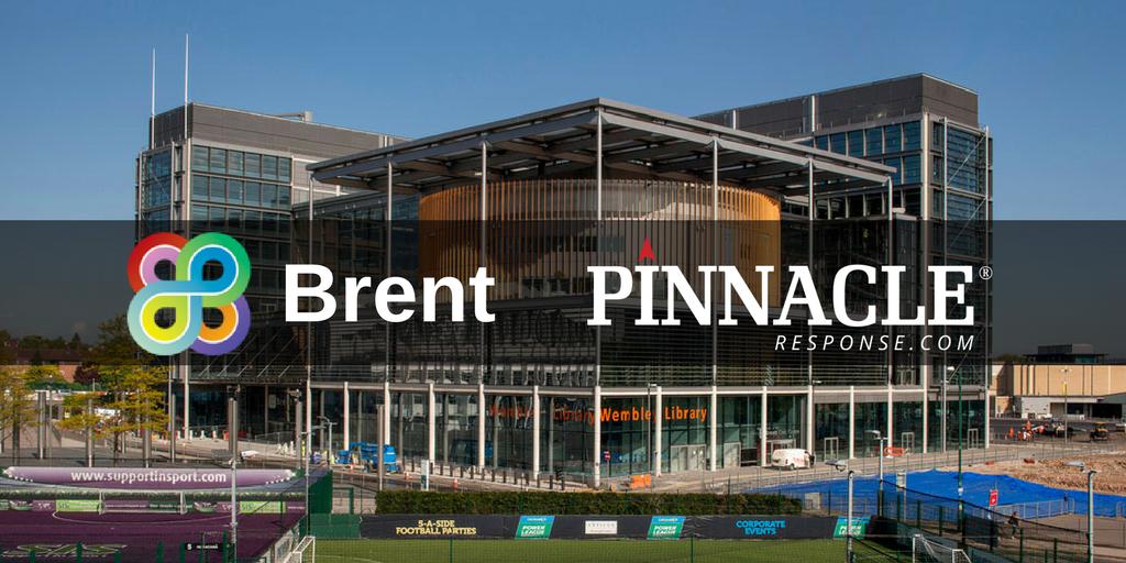 The London Borough of Brent Council choose PR6 and D.E.M.S