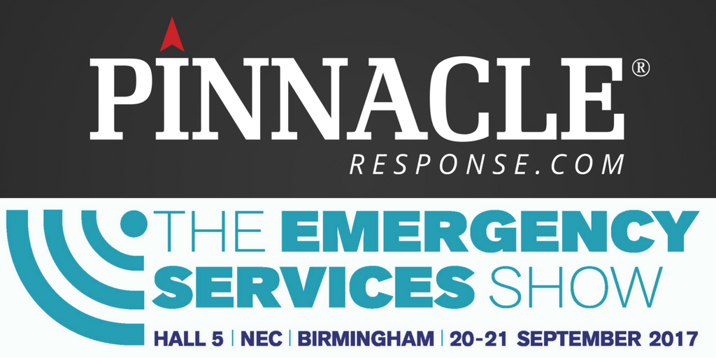 The Emergency Services Show 2017!