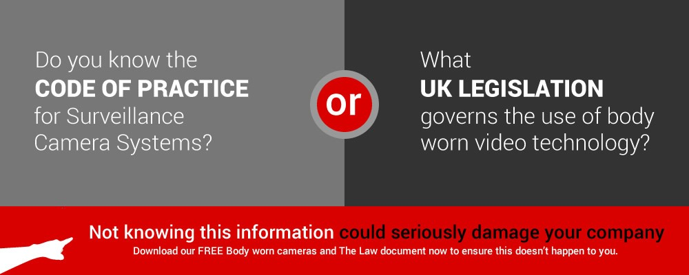 Body Worn Cameras and the Law