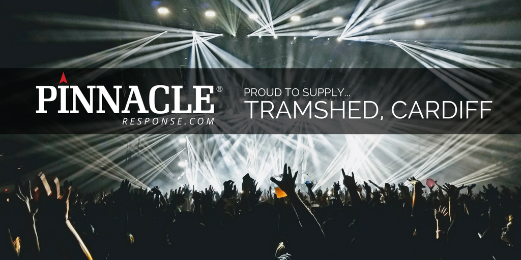 Pinnacle Response chosen as the preferred body worn video supplier by The TramShed, Cardiff.